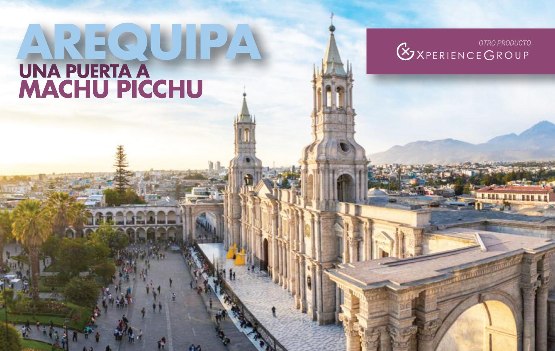 Descubre Arequipa