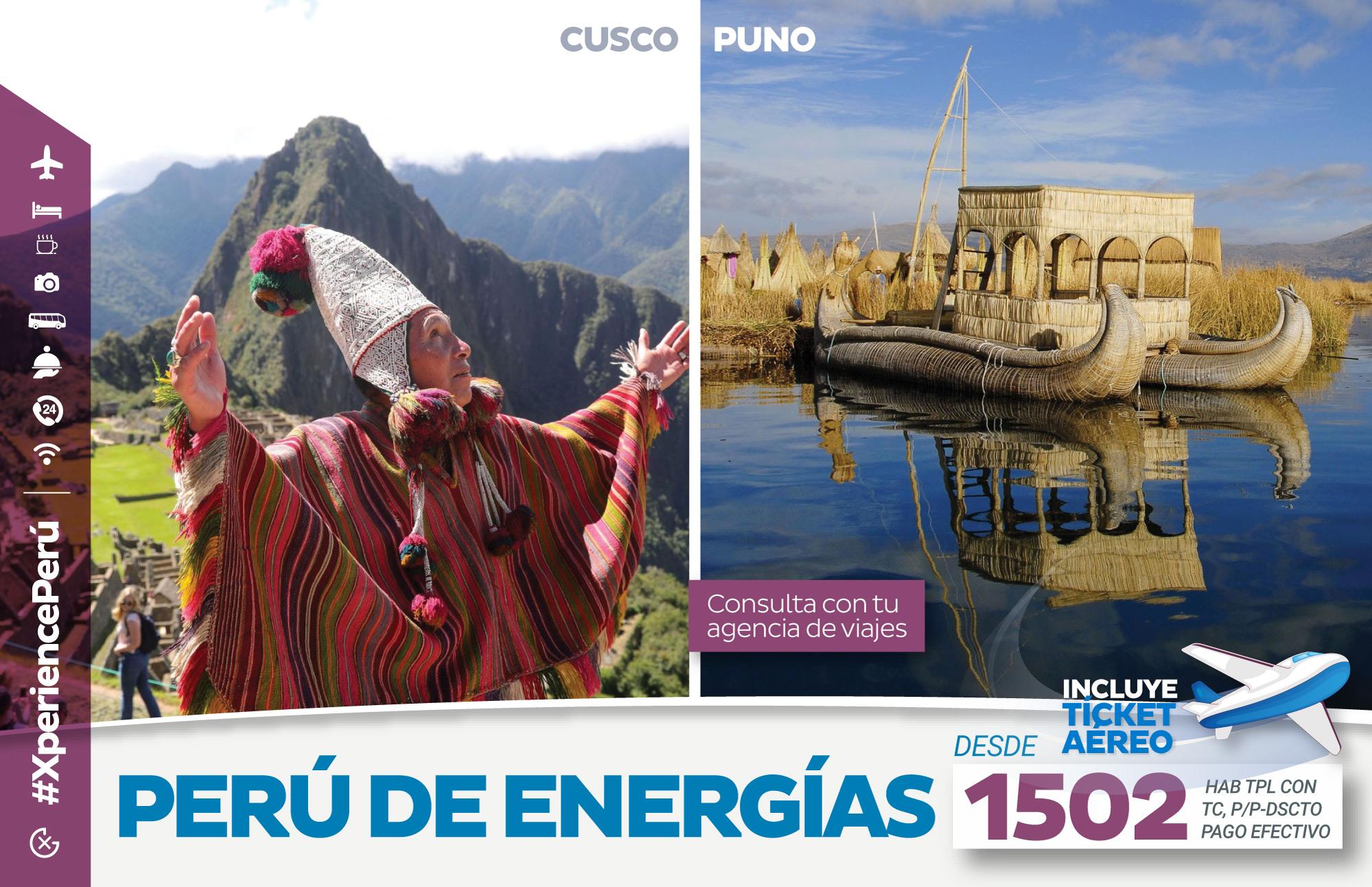 PERÚ DE ENERGÍAS