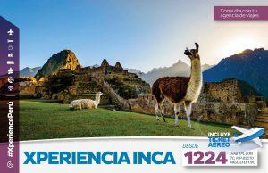 XPERIENCIA INCA