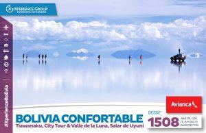 BOLIVIA CONFORTABLE