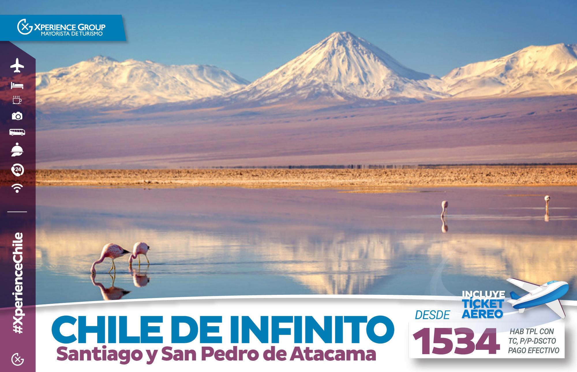 CHILE DE INFINITO