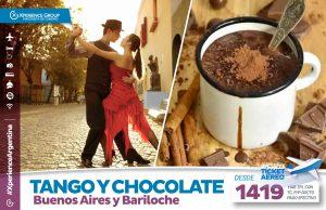TANGO Y CHOCOLATE