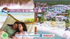 ESCAPADA A RIVIERA MAYA- El Dorado Royale by KARISMA HOTELS 5* Solo Adultos